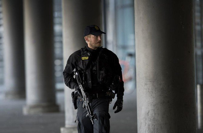 Police says praising terror attack violates Danish laws. (File/AFP)