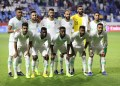 FILE PHOTO: Saudi Arabia players at Al-Maktoum Stadium, Dubai, United Arab Emirates - January 12, 2019. REUTERS/Suhaib Salem/File Photo