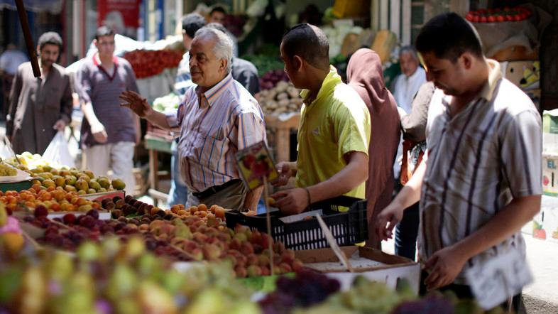 Urban consumer price inflation was 14.4 percent in February, rising from 12.7 percent in January and 12 percent in December. (File photo: AP)