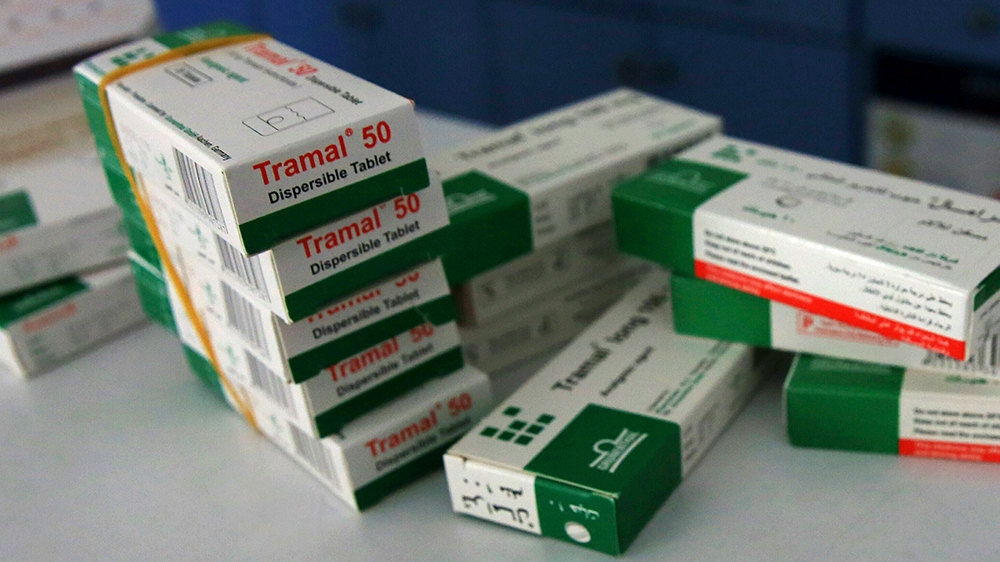 Tramadol can be bought easily in several countries and is often imported from India [File: Adel Hana/The Associated Press]
