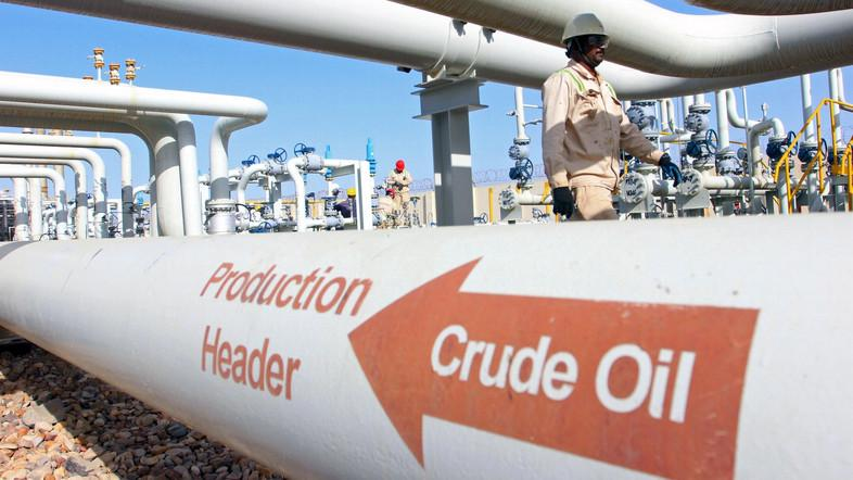 Iraq, China's CPECC in $1 07 bln deal to process gas from Halfaya