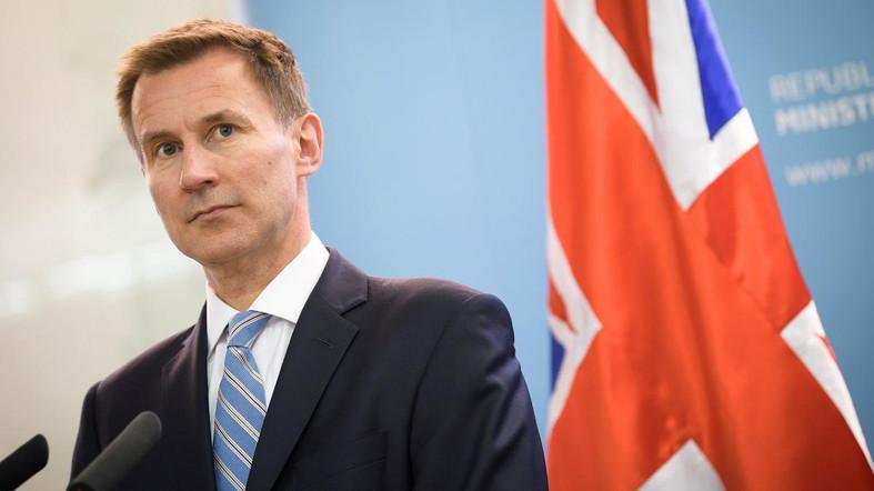 Hunt also said the message to Iran is to not underestimate the resolve on the US side. (File photo: AFP)