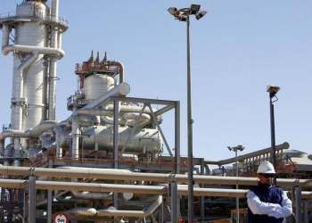 Algeria attributed a fall in exports over the past years to decline in output and growing domestic consumption. (Reuters)