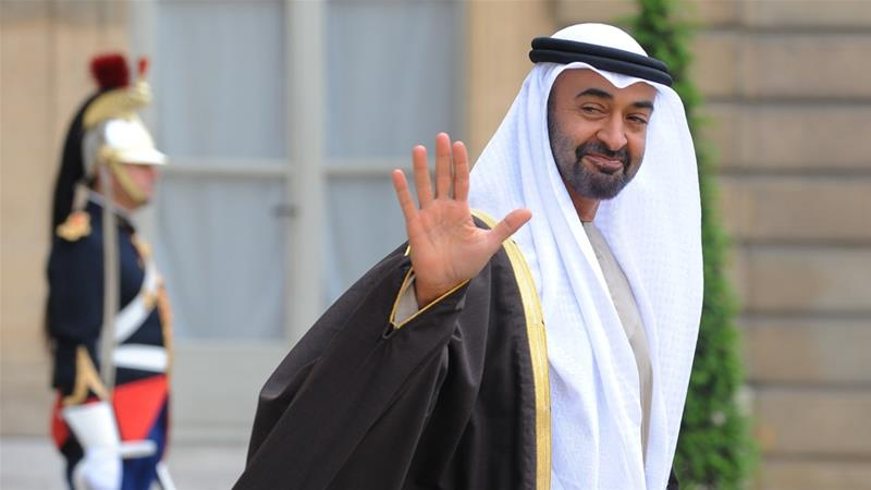 Sheikh Mohammed bin Zayed reportedly is close with top UAE spy who allegedly ran the businessman [Liewig Christian/Getty Images]