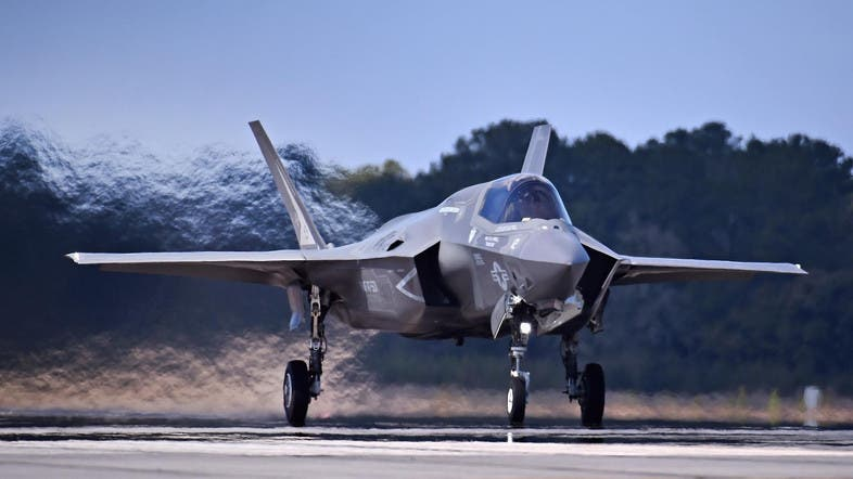 The US Acting Secretary of Defense's letter outlined how Turkey would be pulled out of the F-35 fighter jet program unless it changed its plans to purchase a Russian missile defense system. (File photo: AFP)