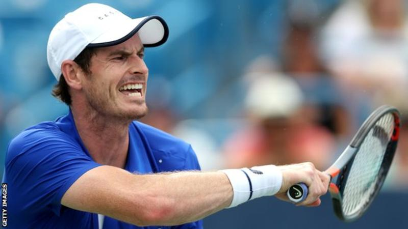 Andy Murray's last appearance in the singles at a Grand Slam was in January's Australian Open