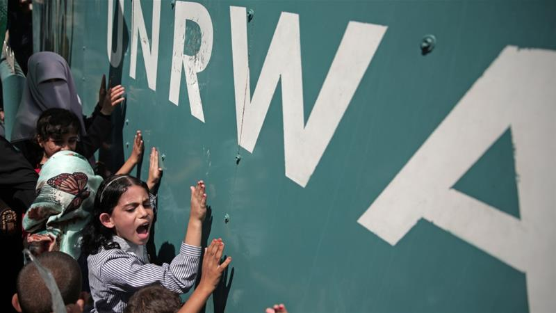 The Netherlands and Switzerland cut funding to UNRWA after an internal investigation report was leaked to the media [File: AP Photo/ Khalil Hamra]