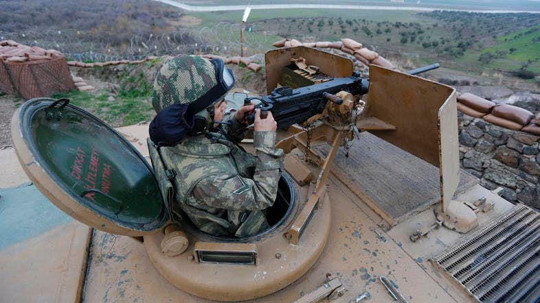 Turkey has 12 observation posts in northwest Syria, set up under an agreement with Russia and Iran. (File photo: Reuters)