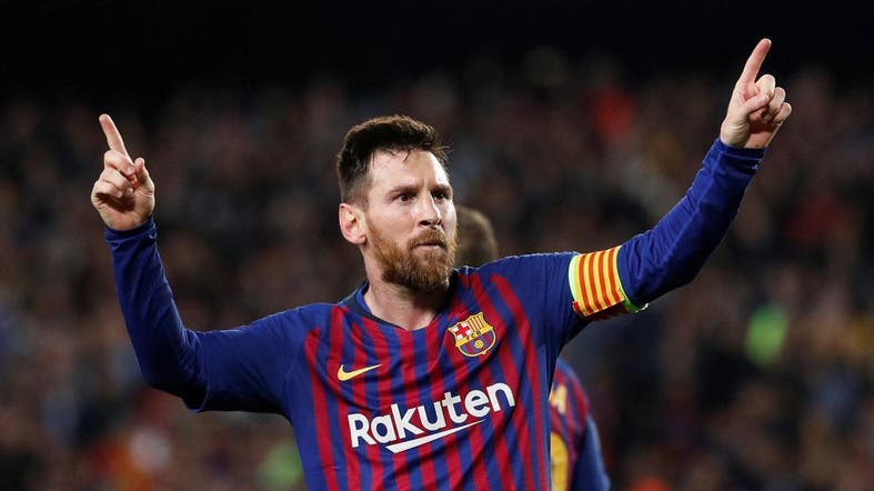 Lionel Messi has been left out of Barcelona's squad to face Real Betis in the Spanish league on Sunday. (Reuters)