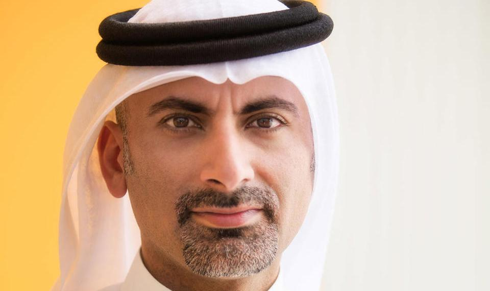 Group CEO of Bee'ah, HE Khaled Al Huraimel