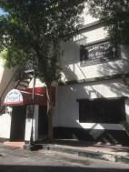 """Old British pub called """"Old Beam"""""""