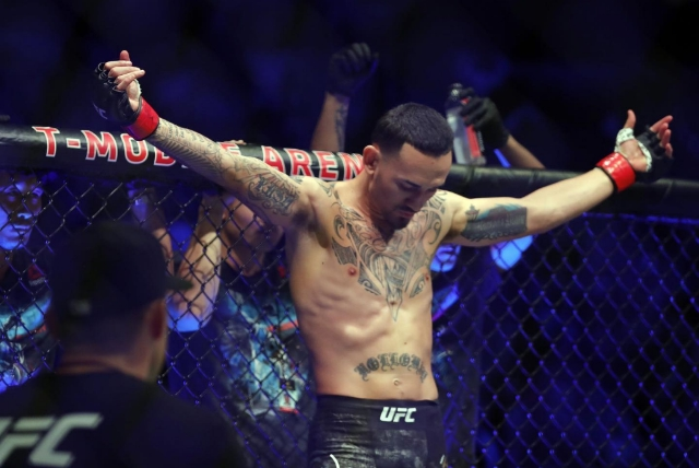 Max Holloway MMA