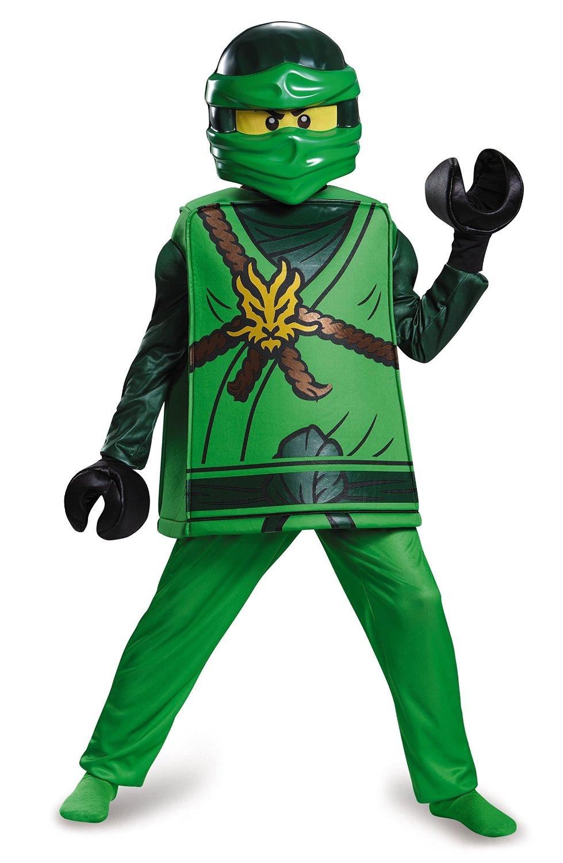 Disguise Lloyd Deluxe Ninjago LEGO Costume