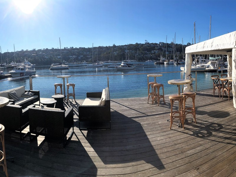 SKIFFIES Open on the DECK BAR during renovations – Wed 10 to Sun 14 July