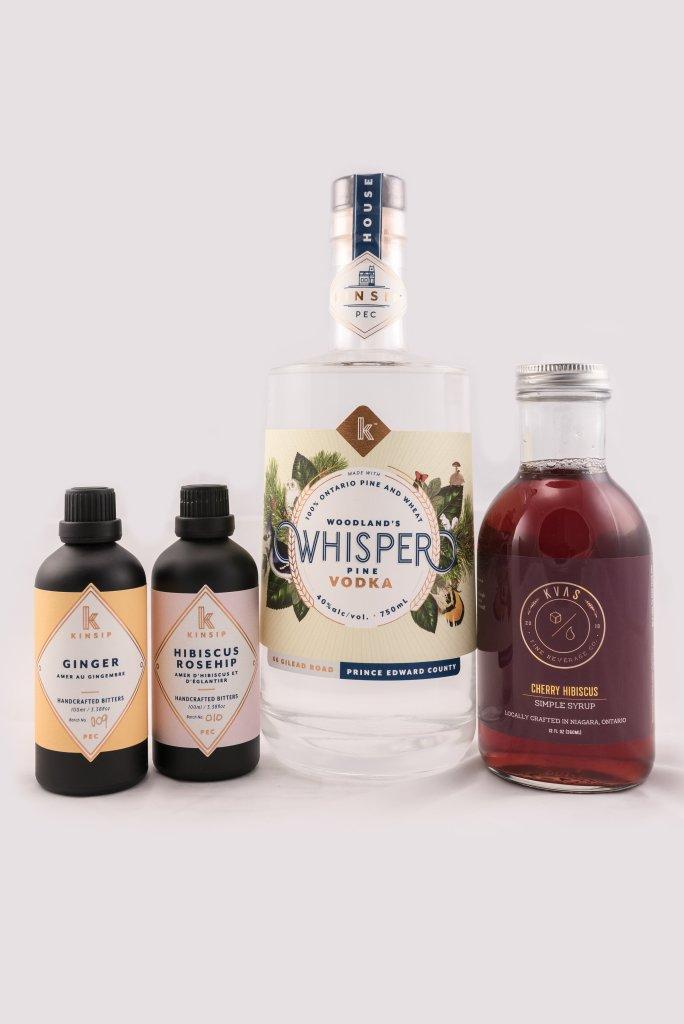 Kinsip Cherry Bomb Cocktail Kit