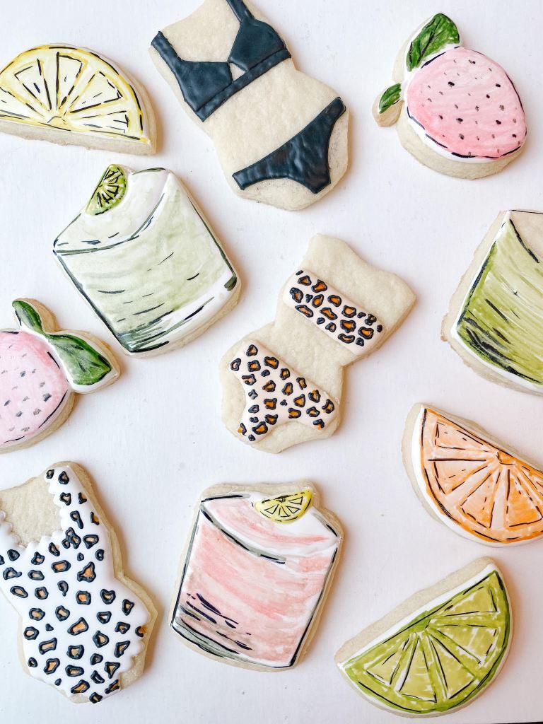 The Baker's Daughter Cookies