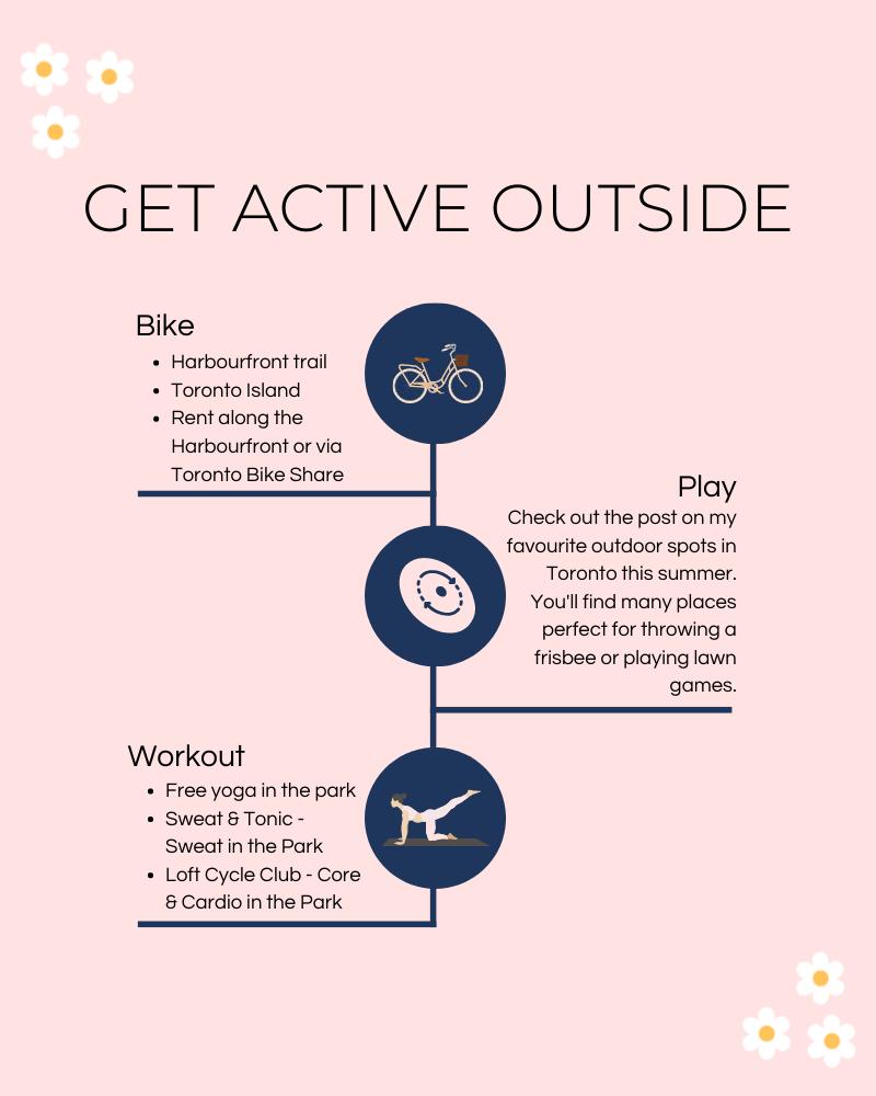 Toronto Outdoor Activities