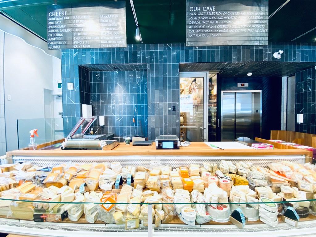 Stock T.C. Toronto Cheese Counter