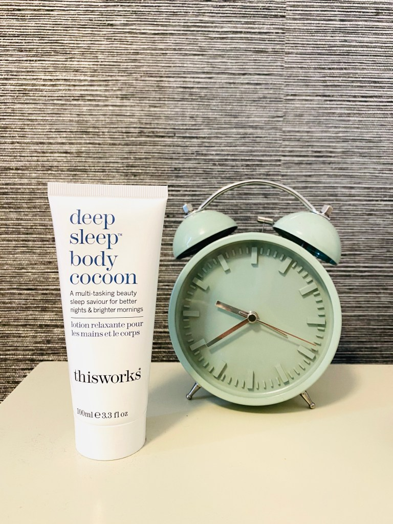 thisworks deep sleep lavender lotion
