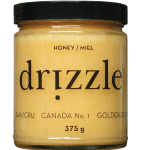 Canadian-made Drizzle Honey