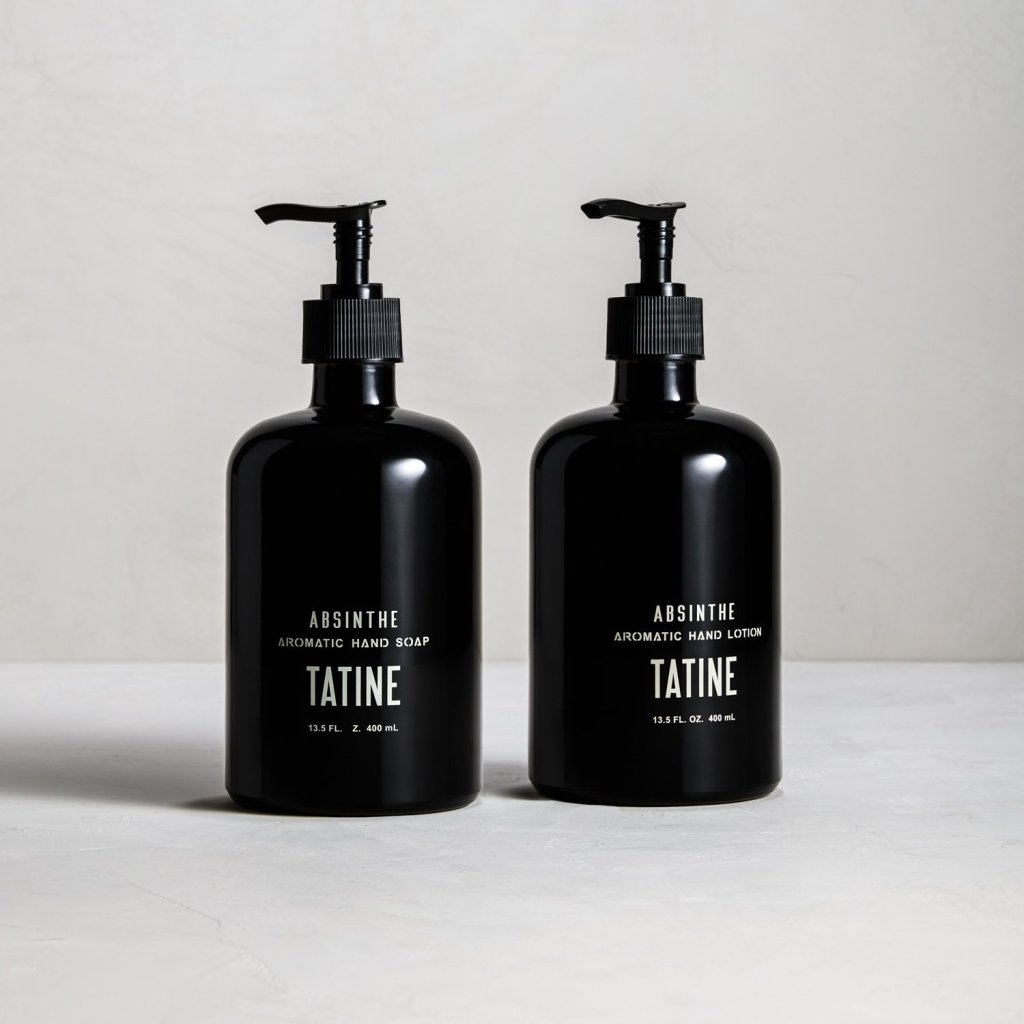 ABSINTHE HAND SOAP AND LOTION