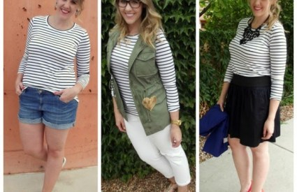 Stripes 3 Ways: Part 3