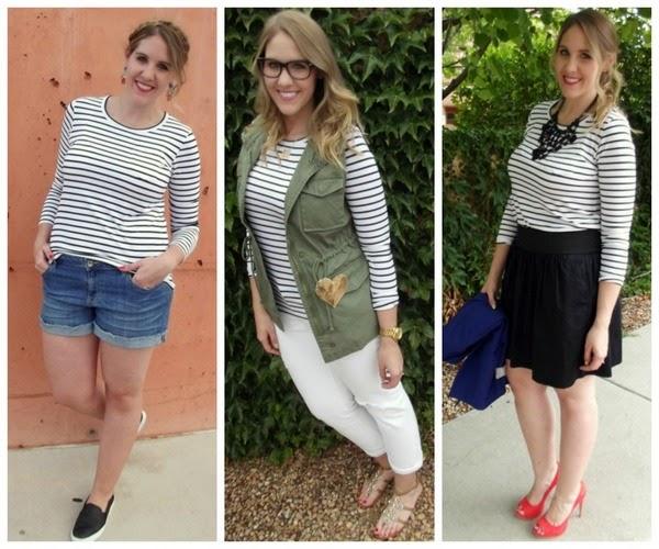Stripes 3 Ways: Part 3