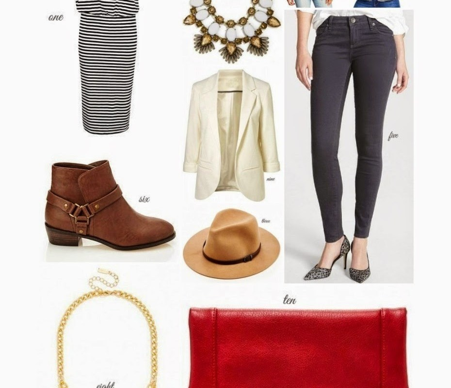 My Fall Favorites Under $50