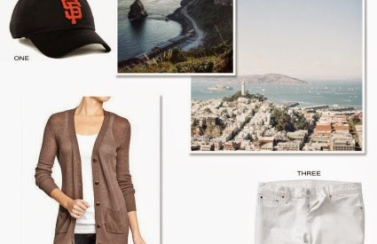 Packing List: The Bay Area