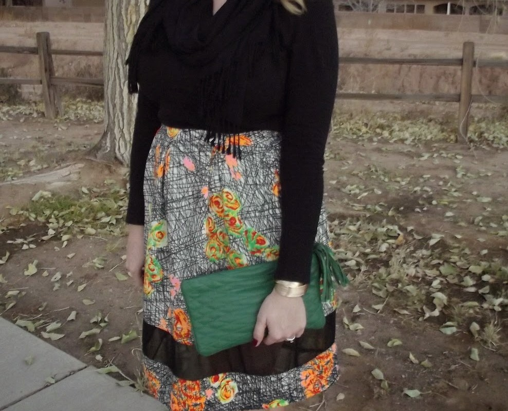 Holiday Attire + Giveaway to Heirloom Finds Jewelry