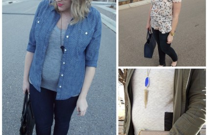 Tips on Styling Your Bump with Positively Oakes