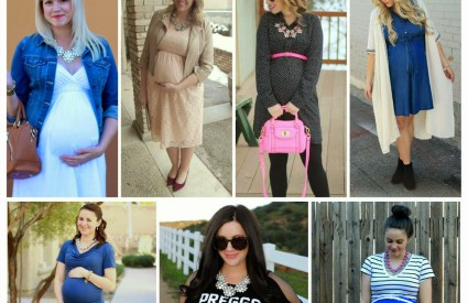 How We Wore It: Maternity Style with Le Boutique Shop