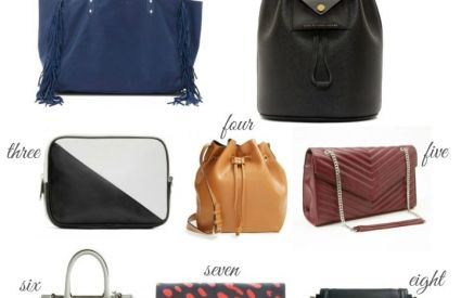 The Best Fall Handbags