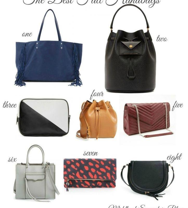The Best Fall Handbags