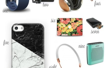 Holiday Gift Guide: For The Tech Lover
