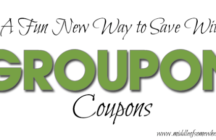 A Fun New Way To Save & Shop Online With Groupon Coupons