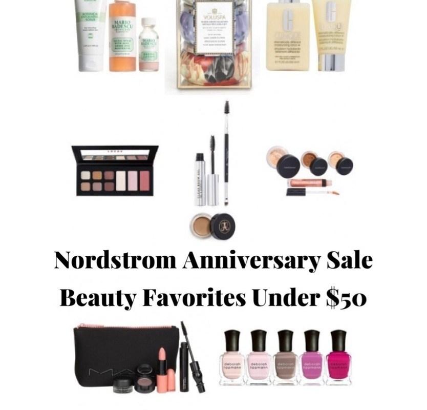 Nordstrom Anniversary Sale Beauty Favorites Under $50