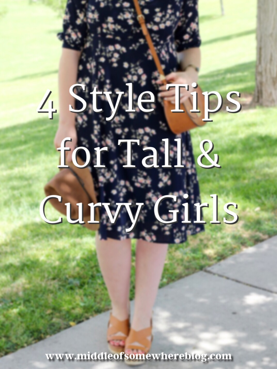 4 style tips for tall and curvy girls