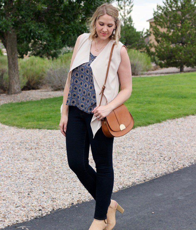 The Best Patterned Tank for Under $10!
