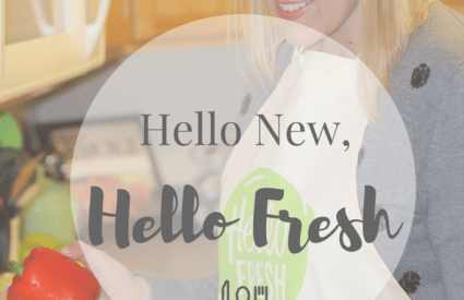Hello New, Hello Fresh