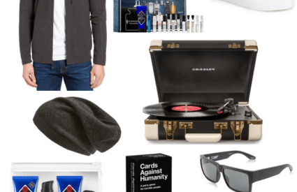 Holiday Gift Guide for Him Under $100
