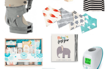 Gift Guide for the New Parent & $500 Nordstrom Giveaway