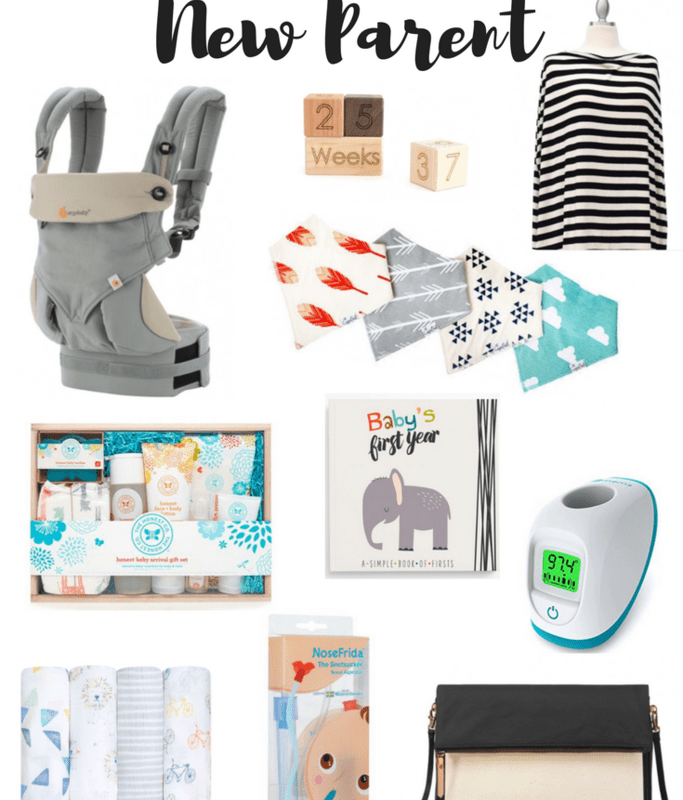 Gift Guide for the New Parent