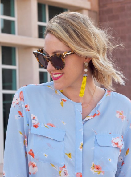 Spring Florals & The Weekly Style Edit Link Up