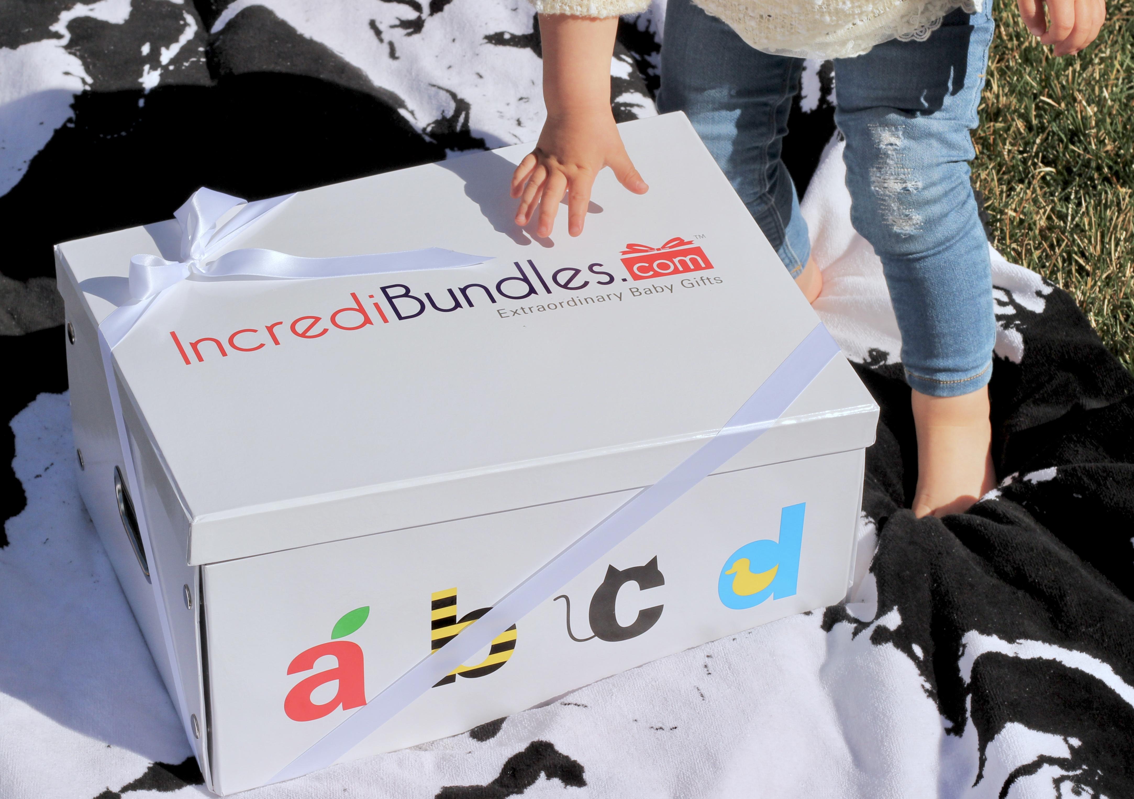 baby shower gift idea with Incredibundle