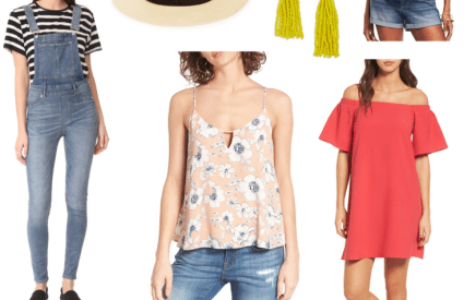 10 Must Have Pieces for Spring