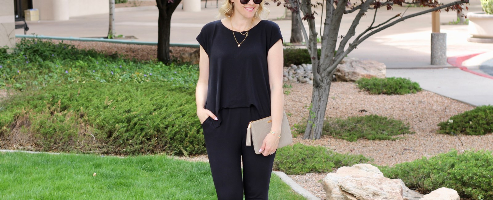 Styling a Jumpsuit + The Weekly Style Edit Link Up