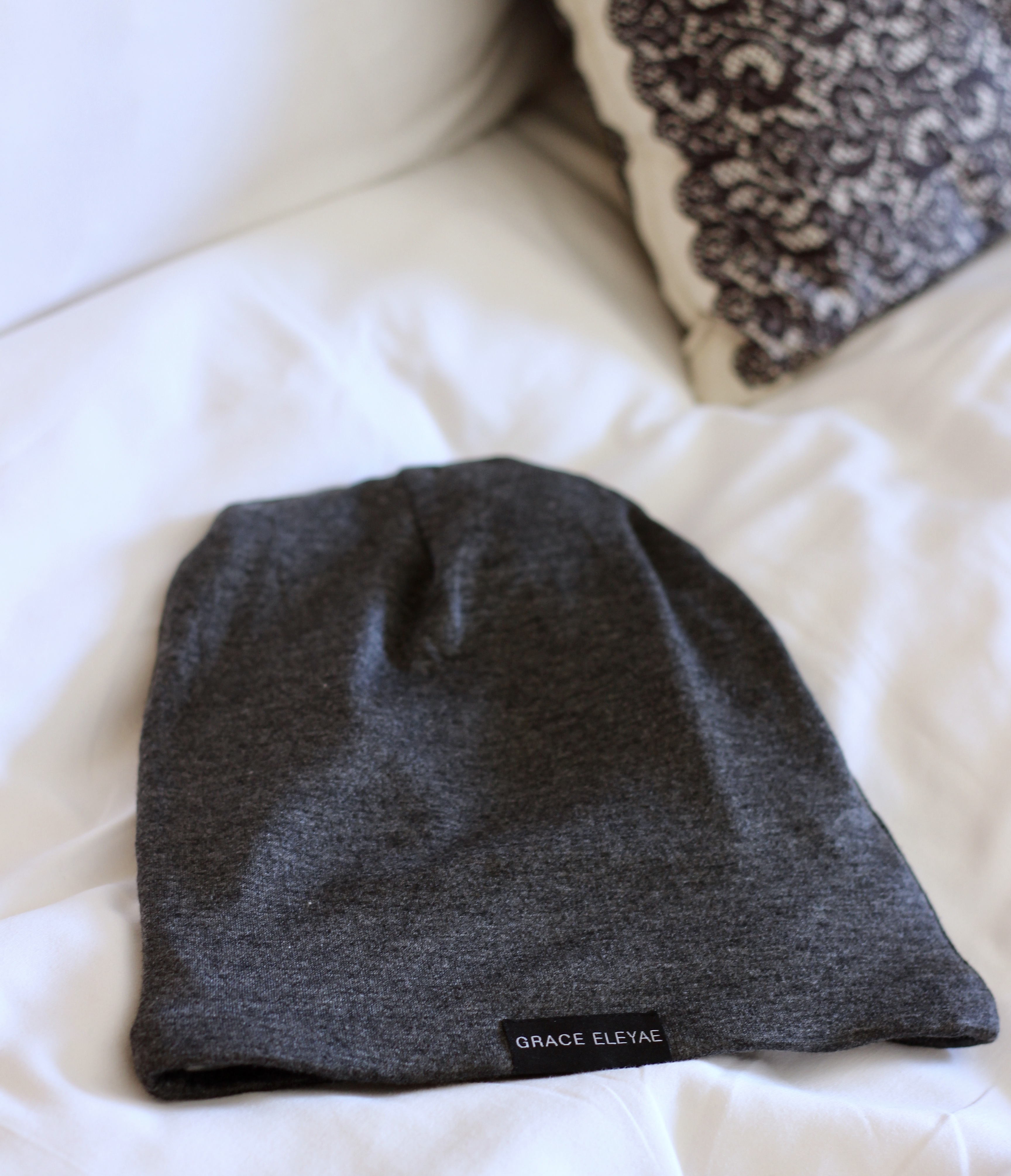 satin lined cap