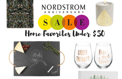 Nordstrom Anniversary Sale Home Favorites Under $50 + $700 Nordstrom Giveaway
