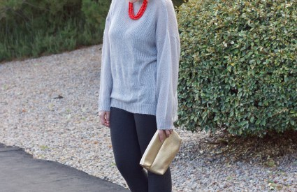 Oversized Sweater for Fall
